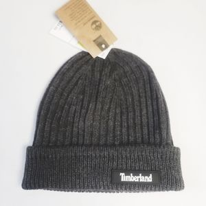 🆕️ TIMBERLAND Mens' Knit Beanie Hat!